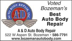 Best Auto Body Store 2018 – A & D Auto Body