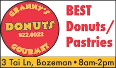 Best Donuts/Pastries 2018- Granny's Donuts