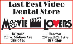 Best Video rental store 2018 – Movie Lovers