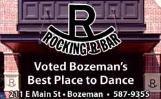 Best Place to Dance 2018- Rocking R Bar