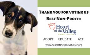 Heart of the Valley Best of Bozeman Best Non Profit
