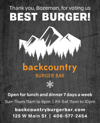Back Country Burger Bar