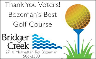 Bridger creek Best of bozeman