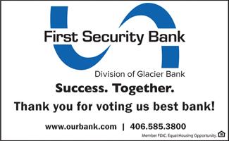 Best of bozeman First Security Bank