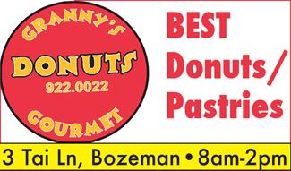 Best of bozeman best Donut