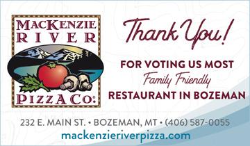 best of Bozeman best family restaurant